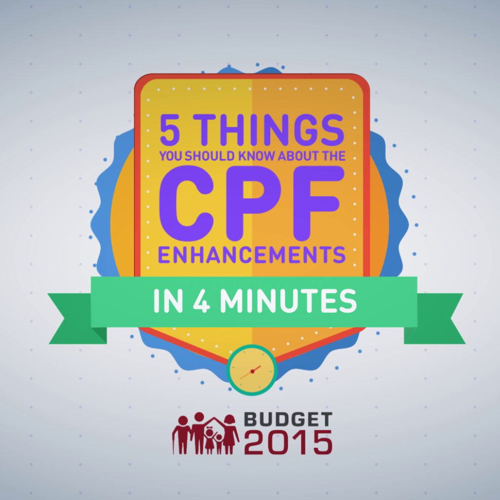 CPF – 5 Things