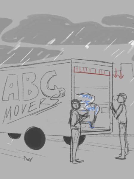 OCBC Movers - Storyboard 3