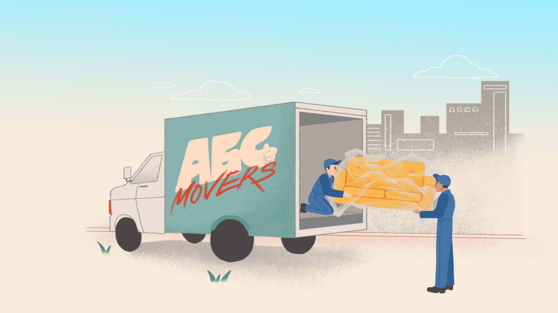 OCBC Home Insurance - Movers