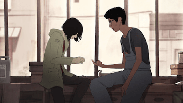 The Revolutionary Story & Animation Behind 'I Lost My Body'