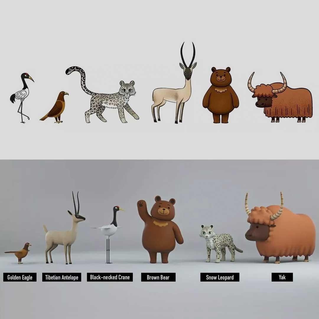 3D-Animation-PandaHouse-Forest-2