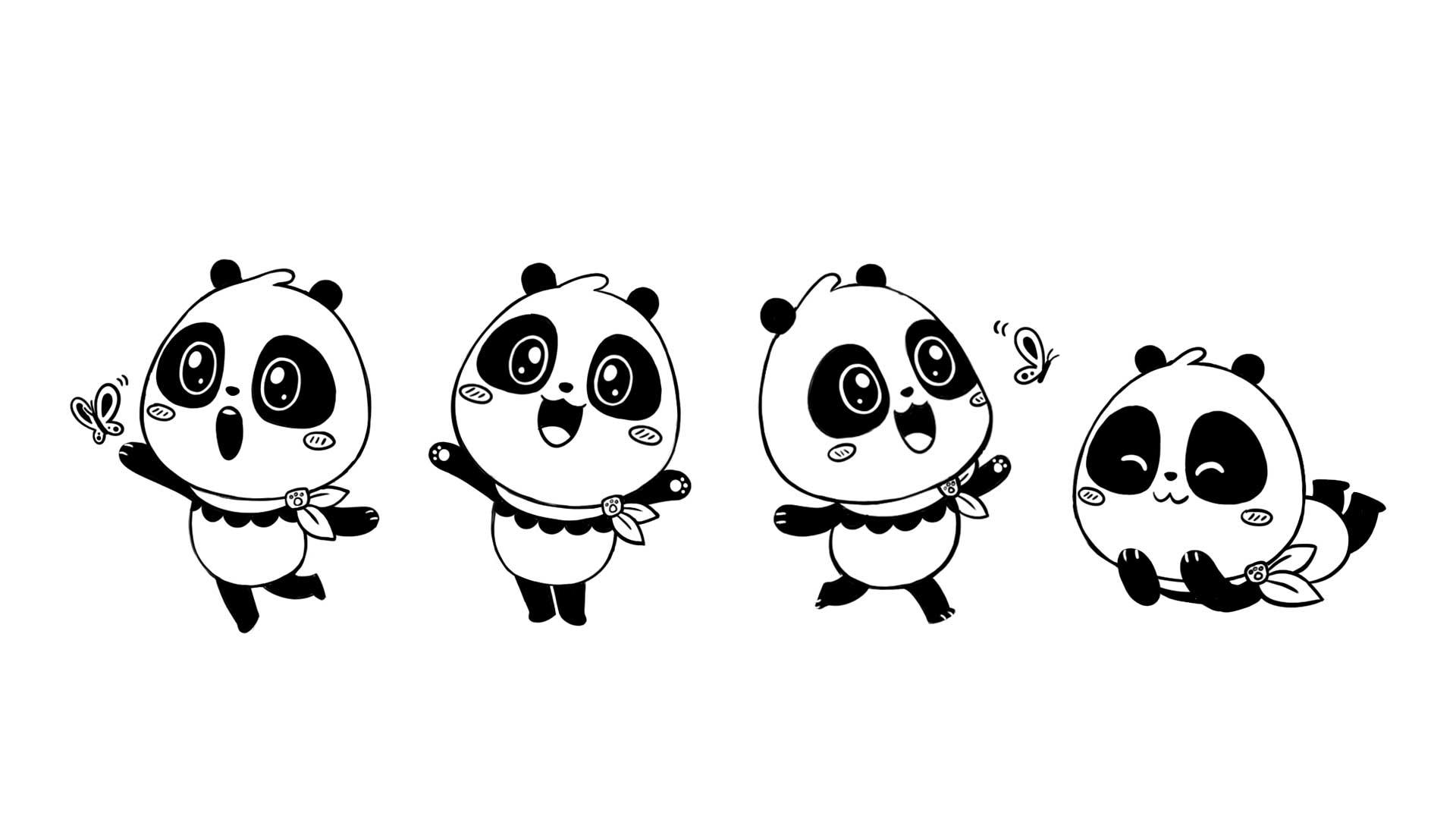3D-Animation-PandaHouse-Hologram-3