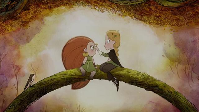 Wolfwalkers: A Brilliant, Avant-garde Animated Folk Tale