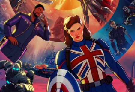 marvel what if avengers