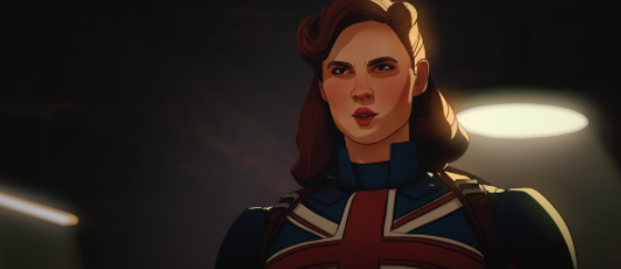 marvel peggy what if